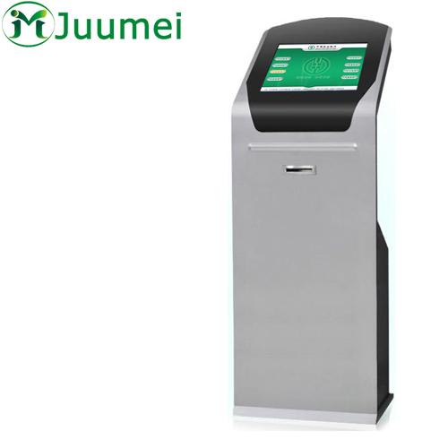 hospital bank information kiosk queue management equipment